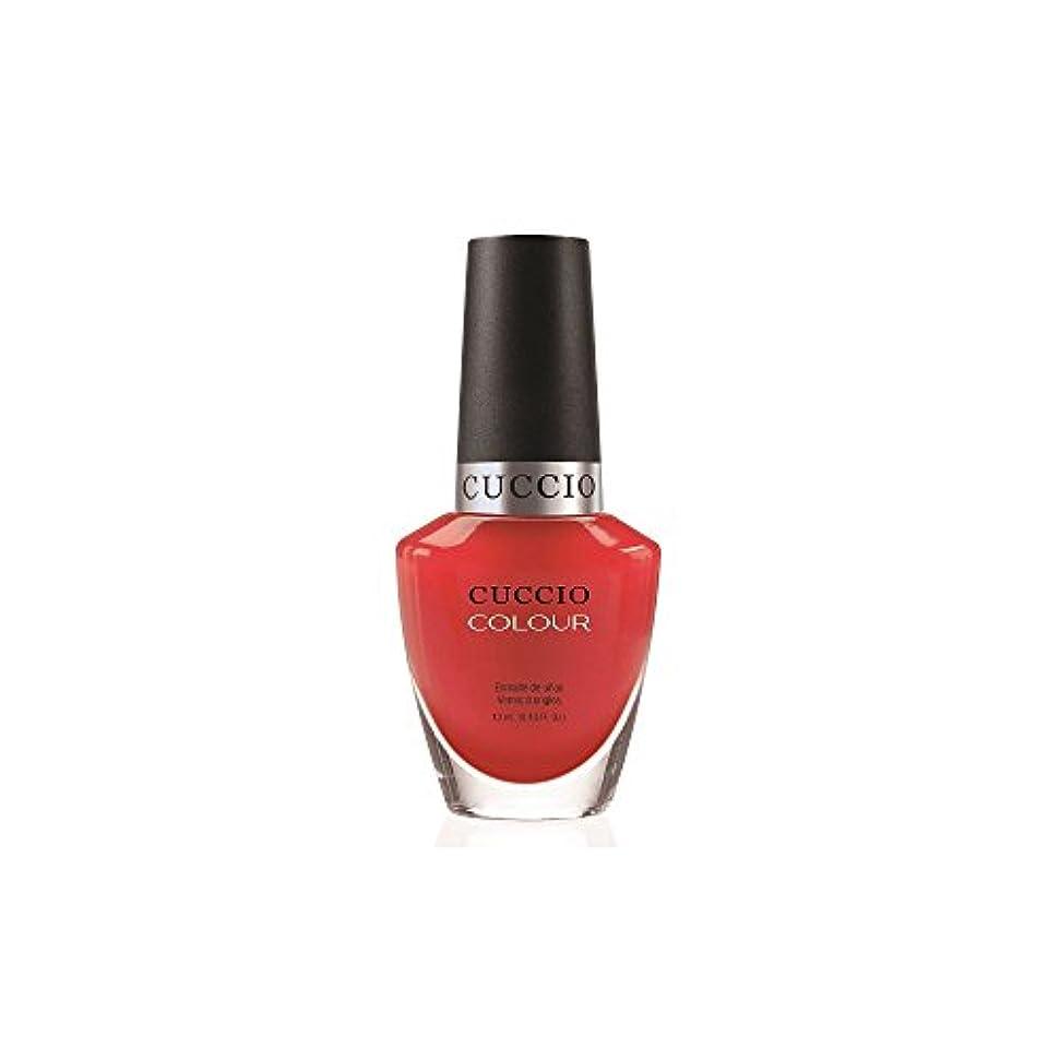 可能フクロウ誰のCuccio Colour Gloss Lacquer - Bloody Mary - 0.43oz / 13ml