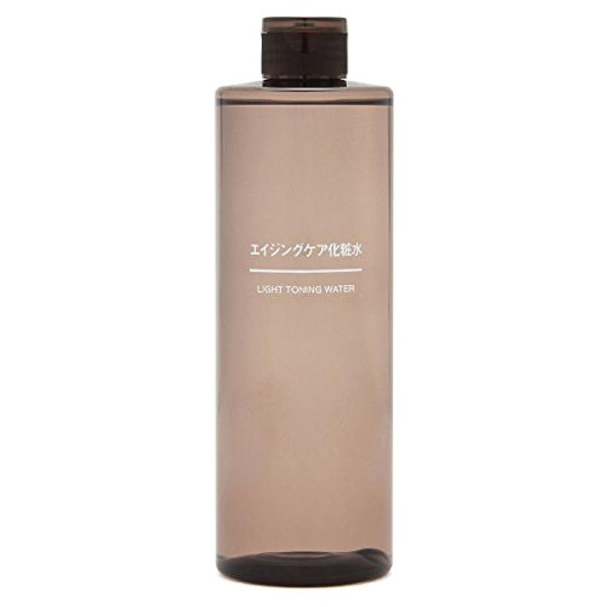 パターン正確さ学んだ無印良品 エイジングケア化粧水(大容量) 400ml 38743156 良品計画