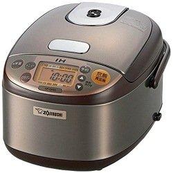 象印 炊飯器 IH式 3合炊き ステンレスブラウン NP-GH05-XT