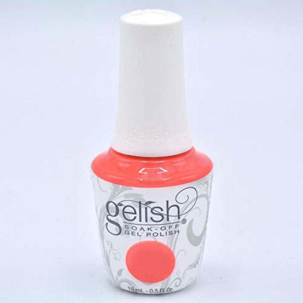 サージカーペットヘルシーHarmony Gelish Gel Polish - Brights Have More Fun - 0.5oz/15ml
