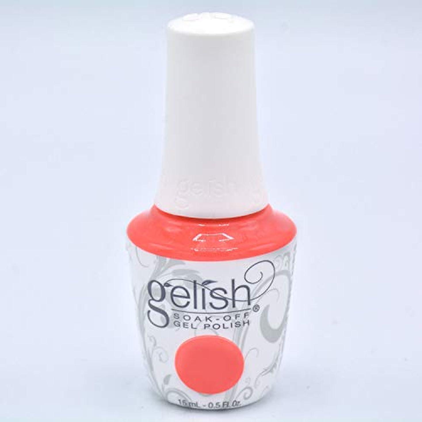 補償南アメリカ花嫁Harmony Gelish Gel Polish - Brights Have More Fun - 0.5oz/15ml