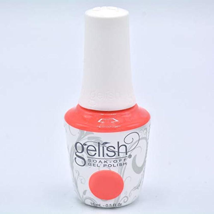 貢献する愛撫談話Harmony Gelish Gel Polish - Brights Have More Fun - 0.5oz/15ml