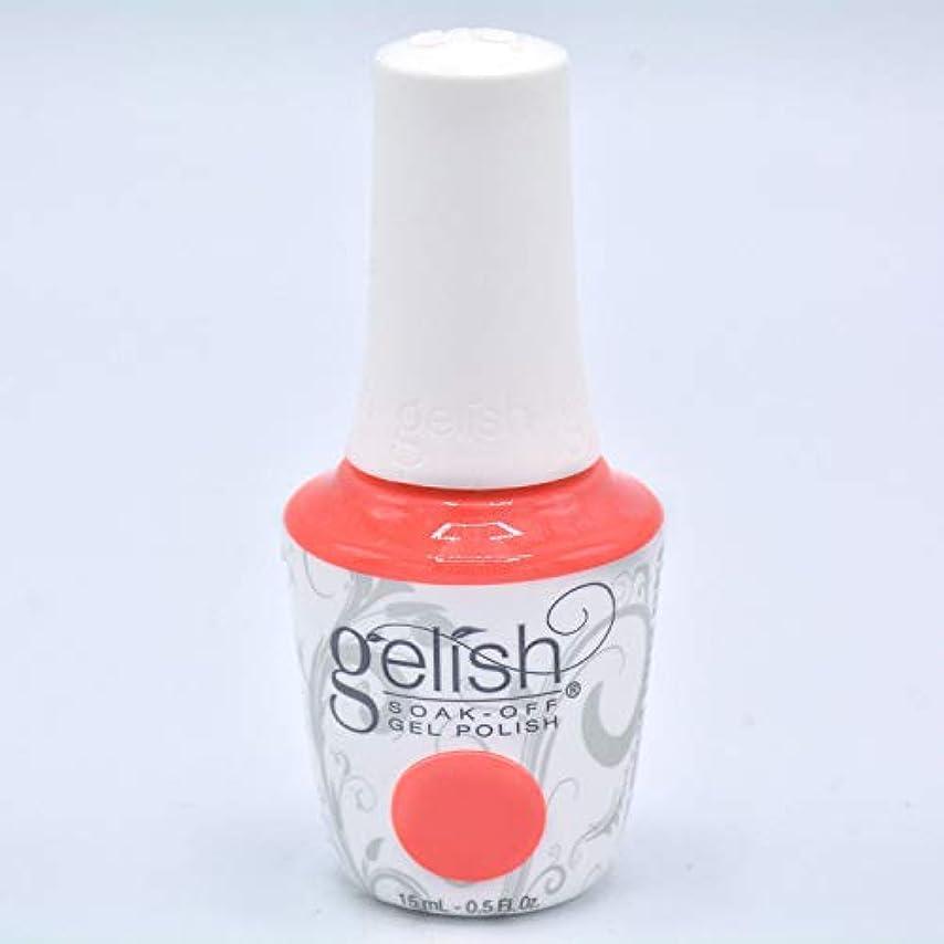 群集アート第四Harmony Gelish Gel Polish - Brights Have More Fun - 0.5oz/15ml