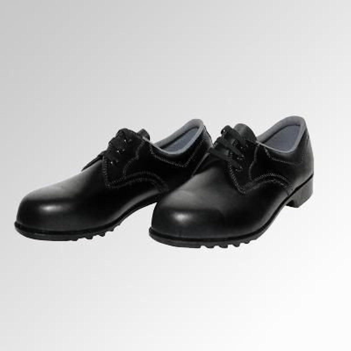 ショット同情肖像画安全?サイン8 安全短靴 ノサックス SC205(ゴムキャップ) ゴムキャップ付安全靴 サイズ:24.5cm
