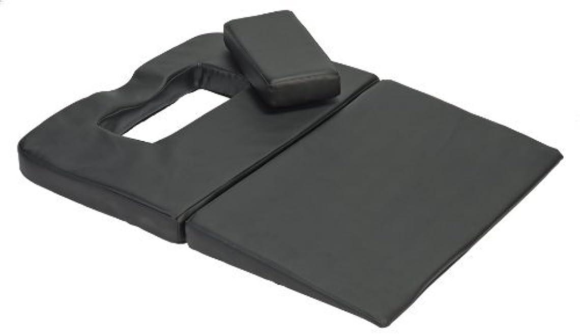 性的ソフトウェアファブリックNirvana 142NM2 Mate Massage Cushion Black [並行輸入品]