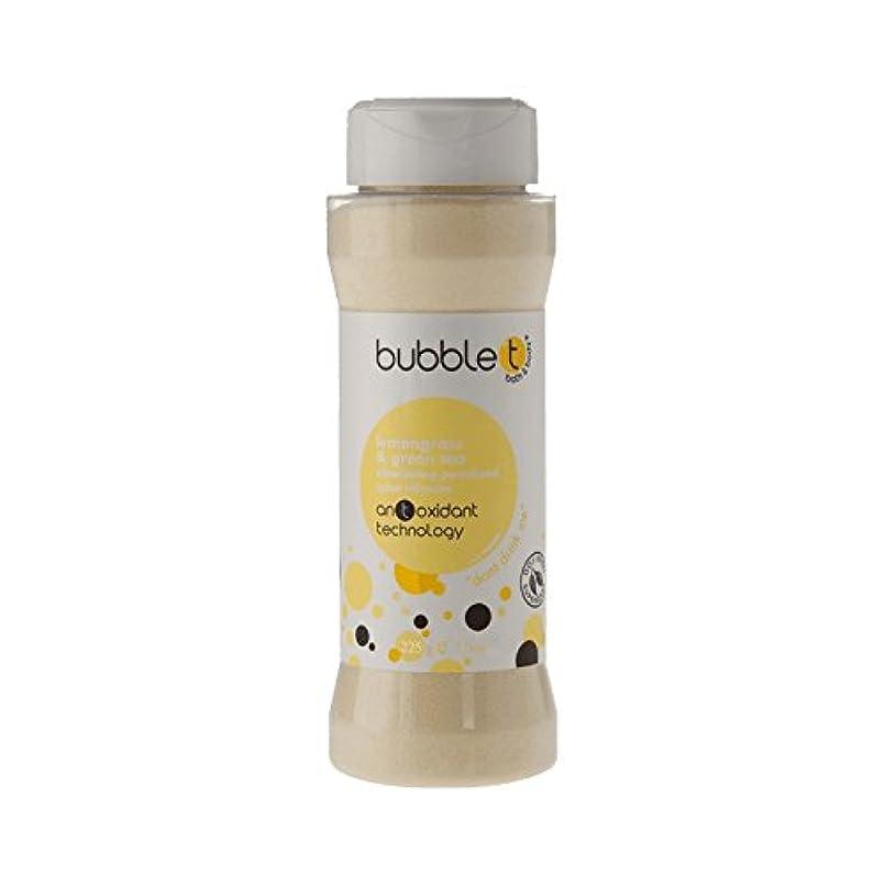パラシュート偽物群衆Bubble T Bath Spice Infusion Lemongrass & Green Tea 225g (Pack of 6) - バブルトン風呂スパイス注入レモングラス&緑茶225グラム (x6) [並行輸入品]