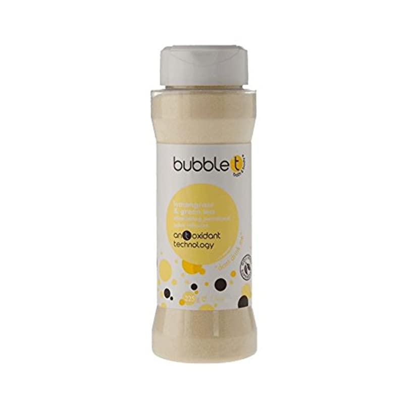 大惨事五十非公式Bubble T Bath Spice Infusion Lemongrass & Green Tea 225g (Pack of 2) - バブルトン風呂スパイス注入レモングラス&緑茶225グラム (x2) [並行輸入品]