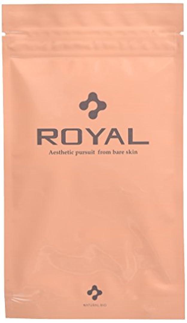 ゴールデンセールスマン水を飲むPLACENTA ROYAL(プラセンタ ロイヤル)