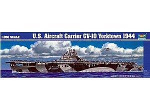 1/350 米海軍 空母 CV-10 ヨークタウン