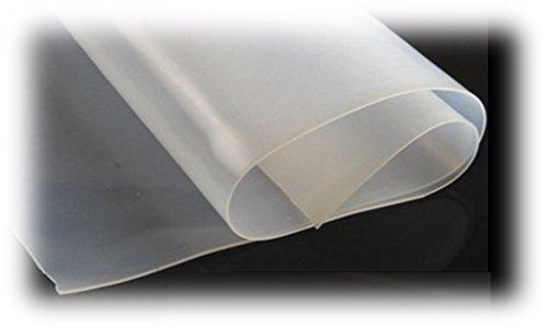 (K-JOY) 大きい シリコン ゴムマット 半透明 温度耐...