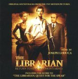 Librarian: Return King Solomon's Mines & 1 - O.S.T