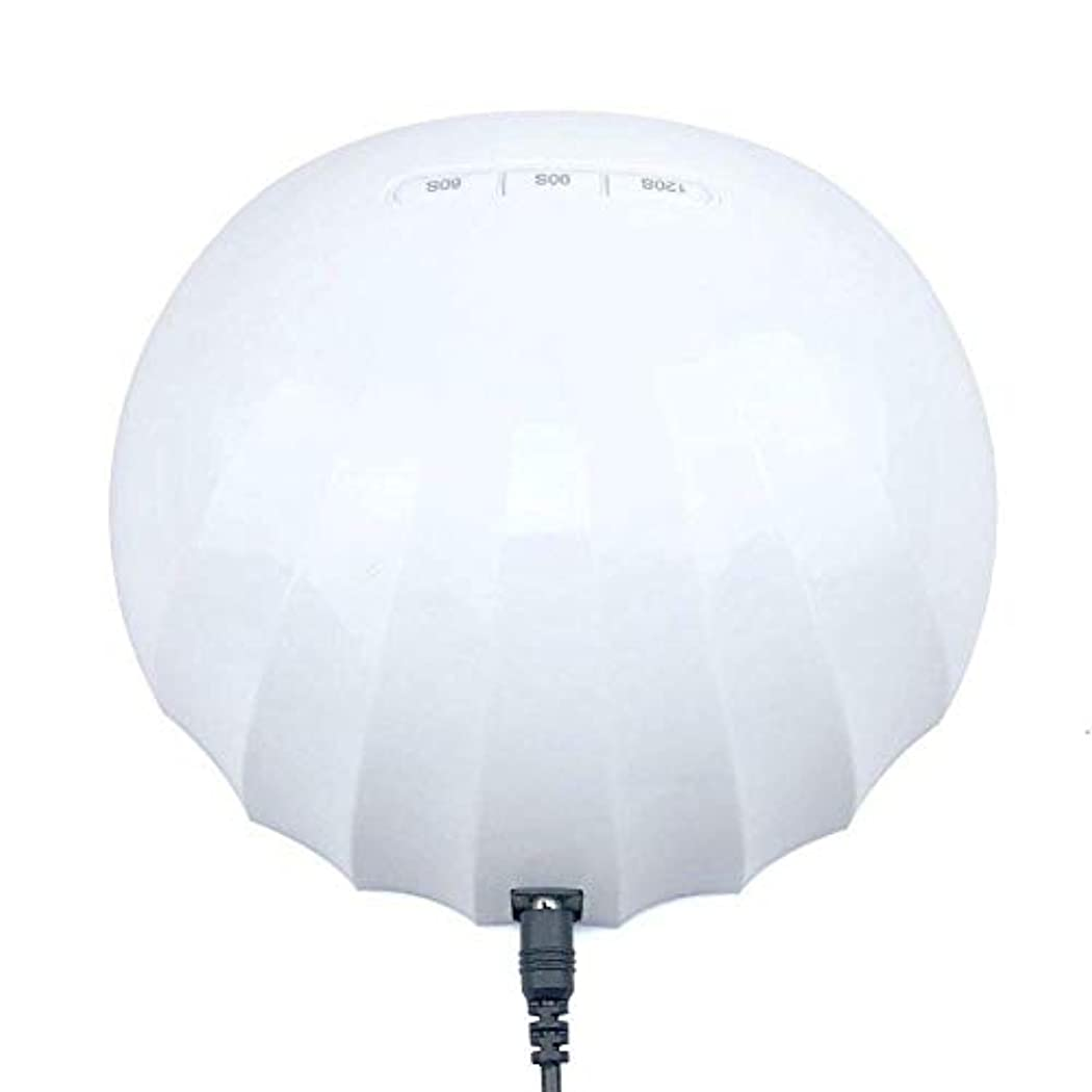 艶に頼る金額ネイルドライヤー36ワットuvライトネイルドライヤー太陽ledランプネイル用ゲルポリッシュ硬化ダブルパワーネイルアートツール、画像としての色