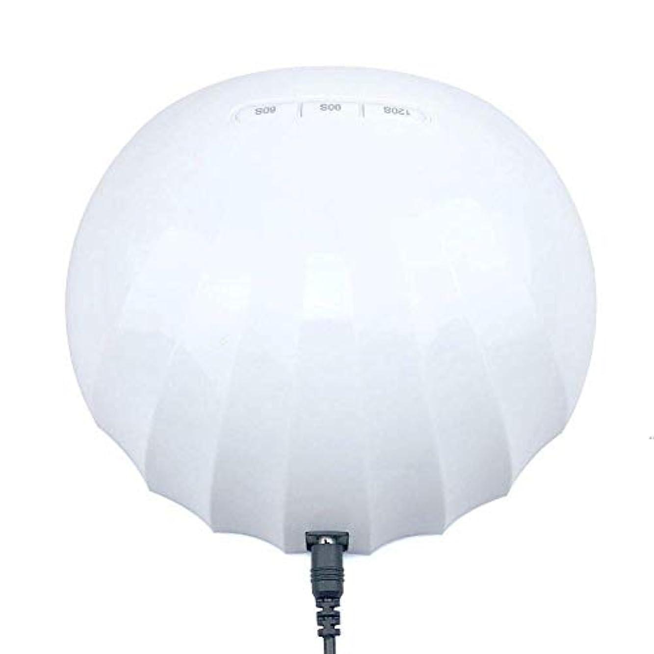 ガム口径汚物ネイルドライヤー36ワットuvライトネイルドライヤー太陽ledランプネイル用ゲルポリッシュ硬化ダブルパワーネイルアートツール、画像としての色