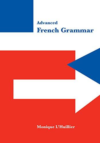 Advanced French Grammar