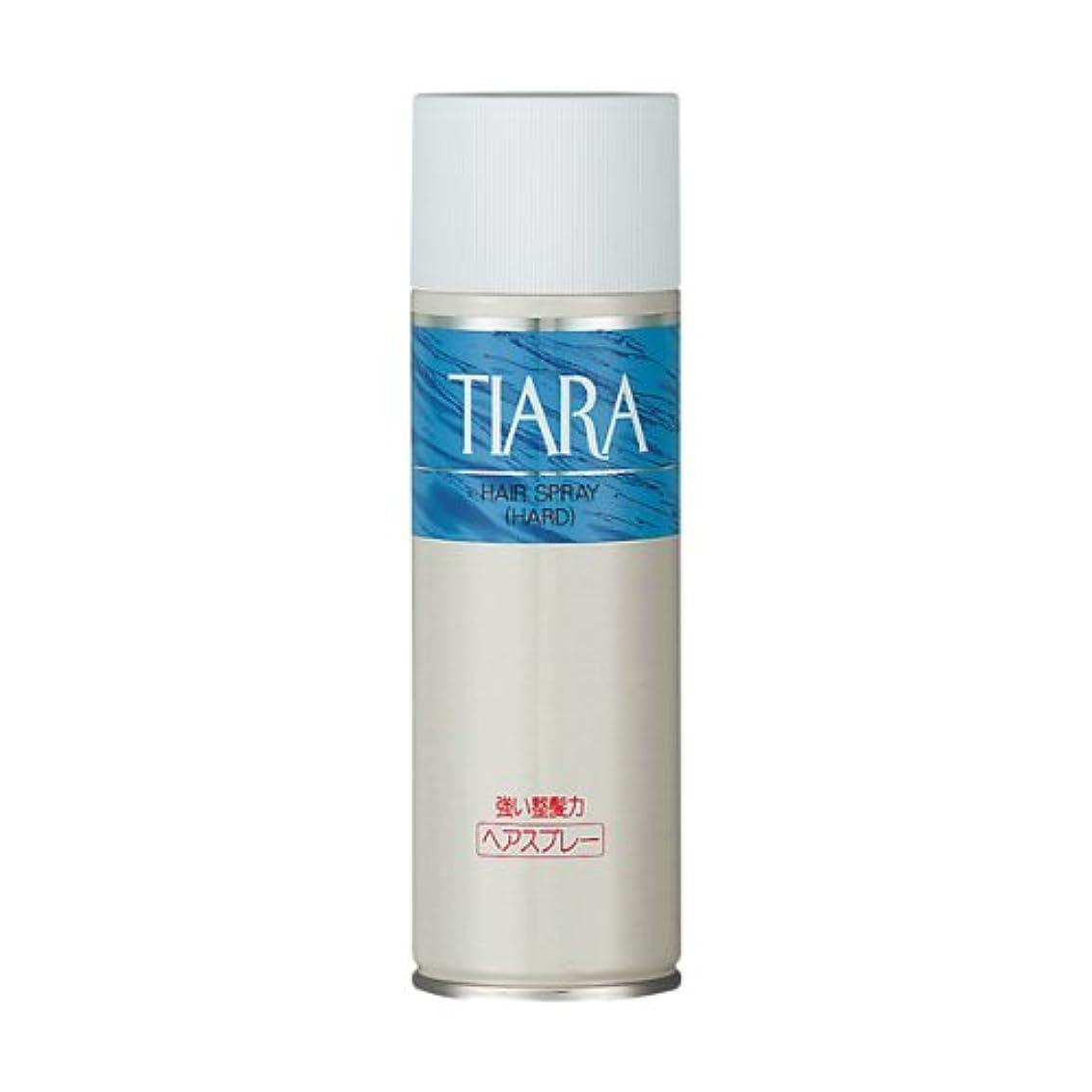 髄湿度強調ティアラ ヘアスプレイ (ハード) 155g
