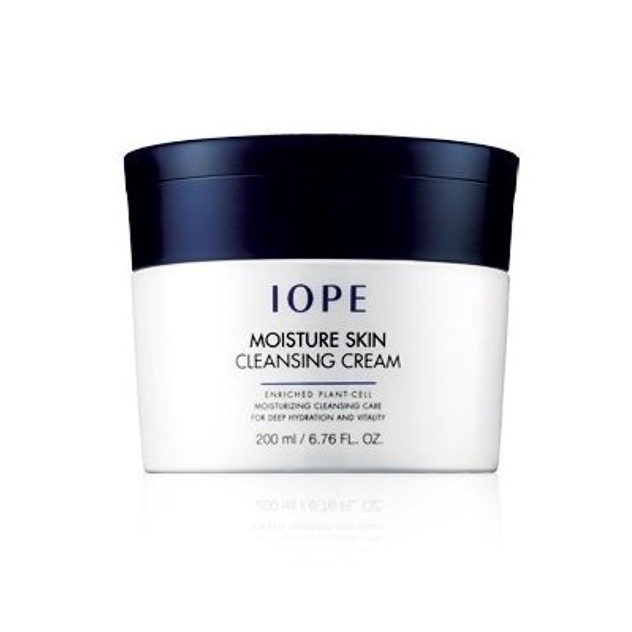可能最初はオークランドIOPE Moisture Skin Cleansing Cream (All Skin / Moisturizing / 200ml)