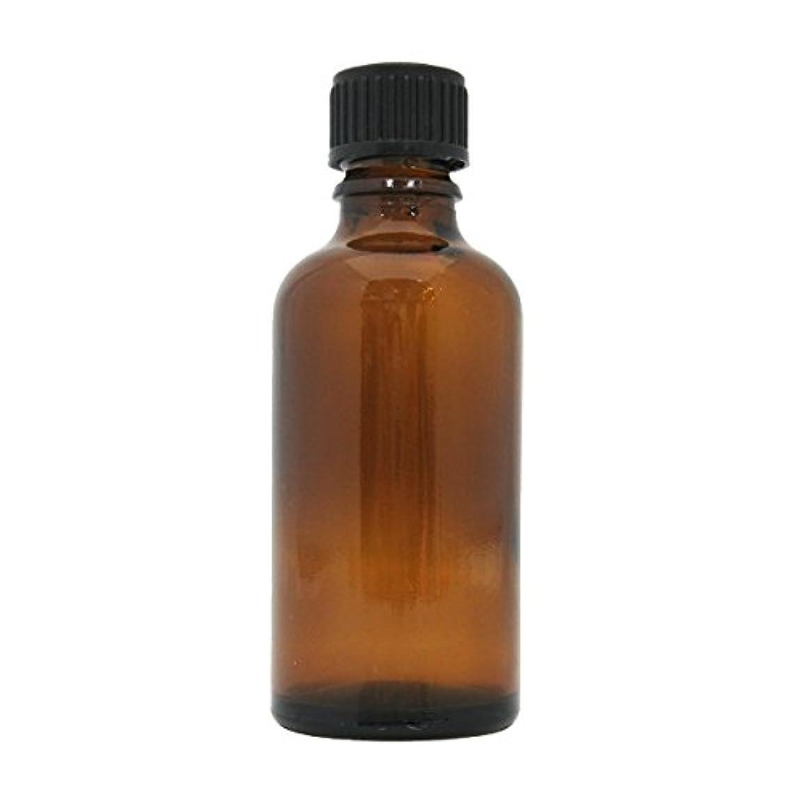 分散トピック塗抹茶色遮光瓶 50ml (ドロッパー付)