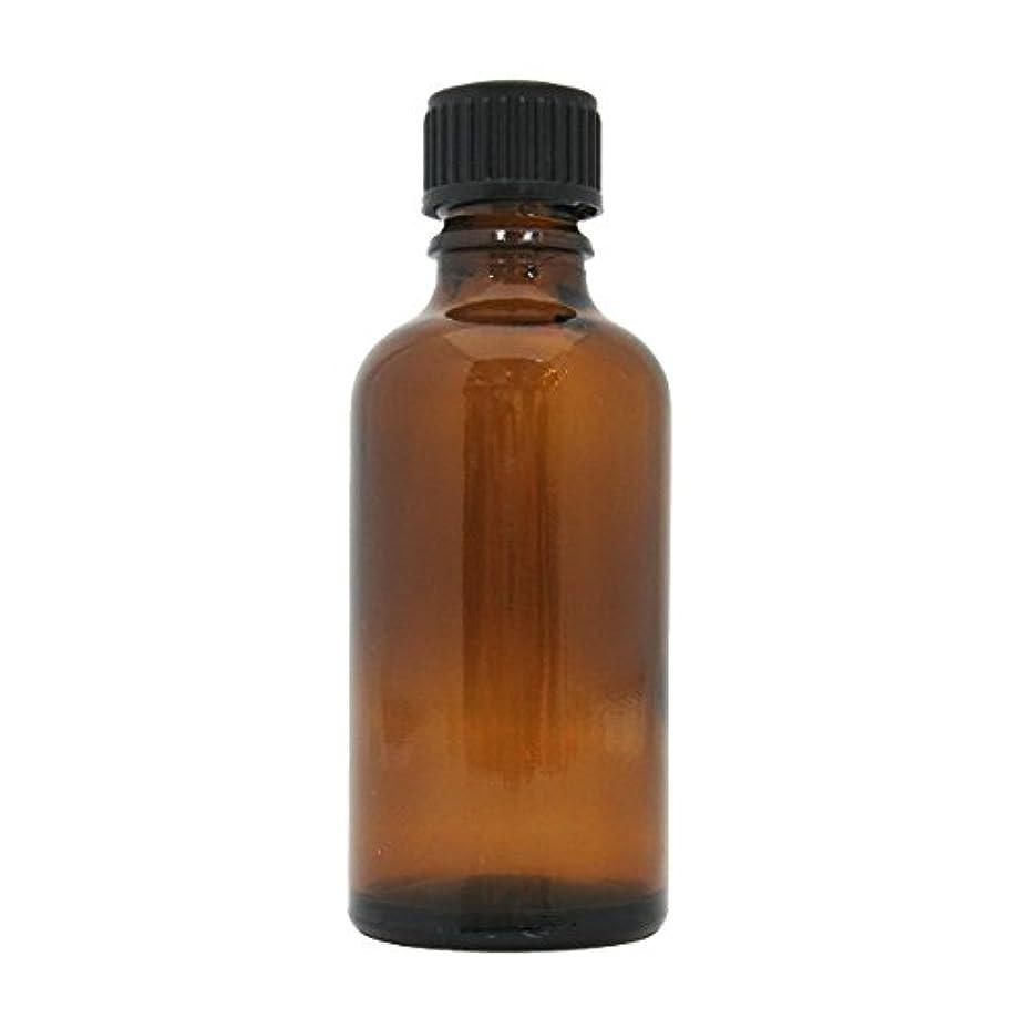 病んでいる迷信海峡茶色遮光瓶 50ml (ドロッパー付)