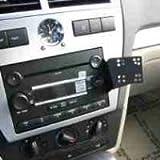 Panaviseでダッシュマウント、フォード500W / CD & Nav 06~ 09、Expedition 07~ 11、Eシリーズvan 09~ 10、リンカーンMKX 07~ 10、f - 15055065075004–08、f25035045008~ 11、Fusion 06~ 09、Taurus & X 08~ 09