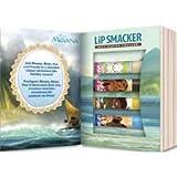 ディズニー映画 モアナと伝説の海 リップスマッカー 4本セット Disney Moana Lip Smacker Gift Set [並行輸入品]