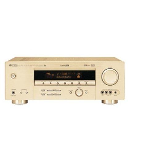 ヤマハ DSP-AX459(N) DSP AVアンプ 6.1ch ゴールド