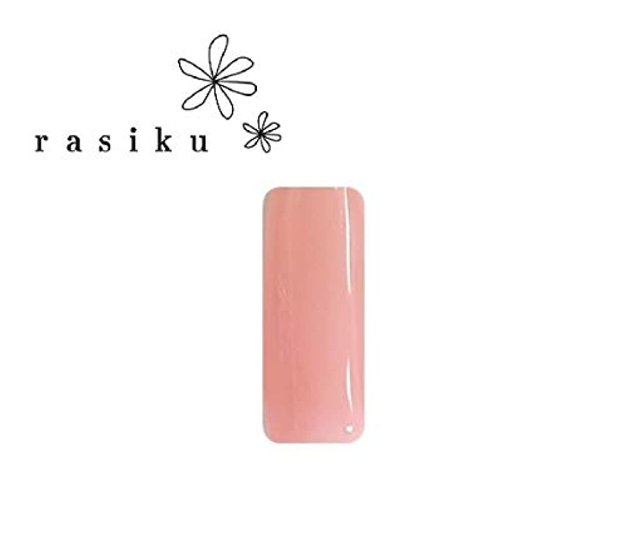 排気現実的スローポリッシュカラージェル rasiku004