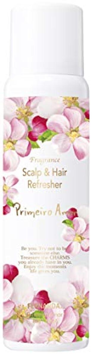 反対するデジタルテレビFERNANDA(フェルナンダ) Scalp & hair Refresher Primeiro Amor (スカルプ&ヘアー リフレッシャー プリメイロアモール)