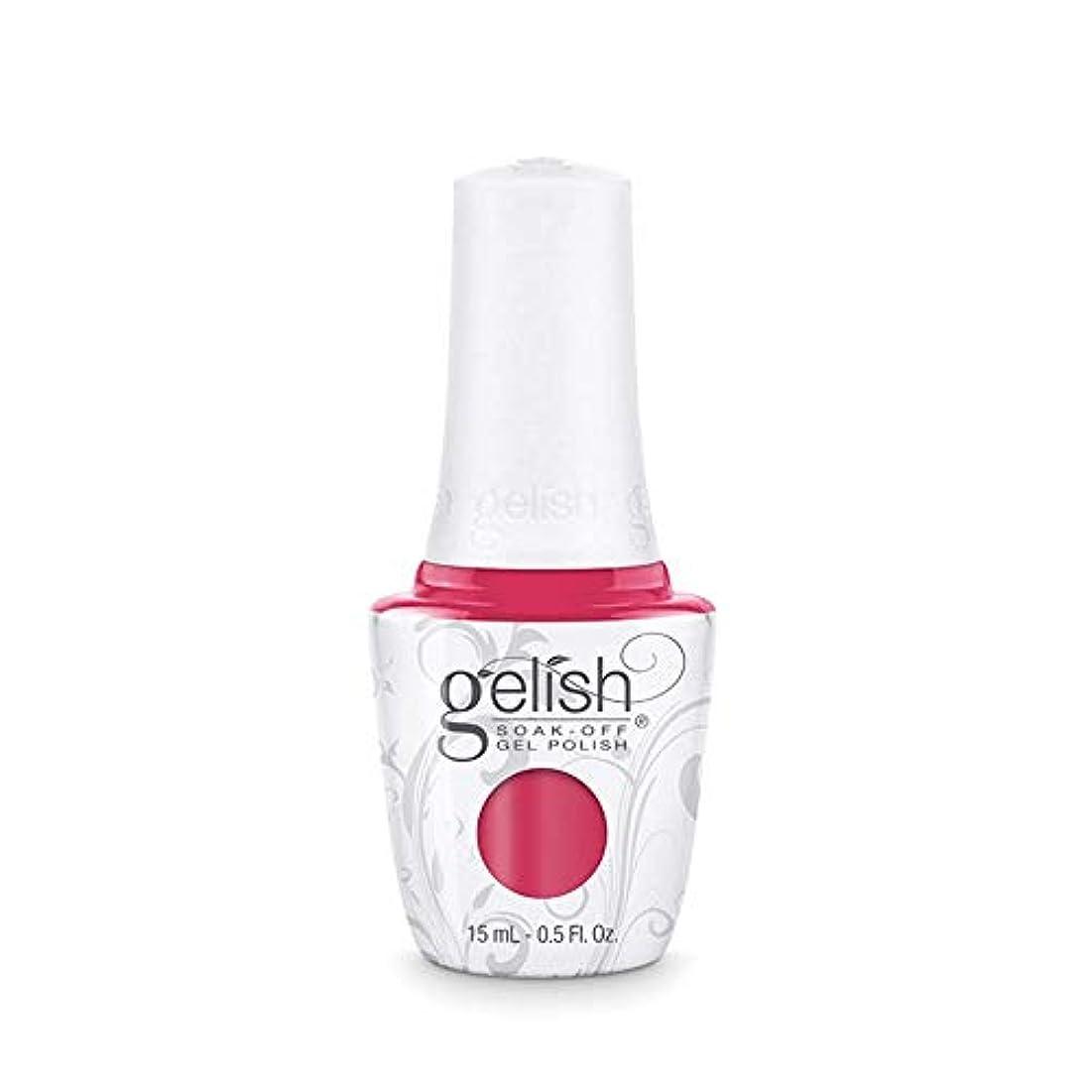 競合他社選手準備するバウンスHarmony Gelish - Prettier In Pink - 0.5oz / 15ml