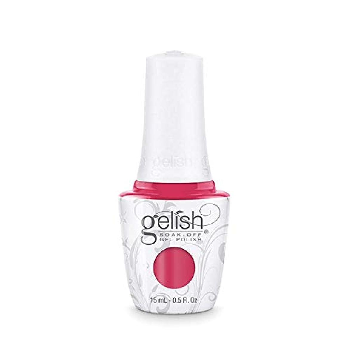 闘争夏頑張るHarmony Gelish - Prettier In Pink - 0.5oz / 15ml