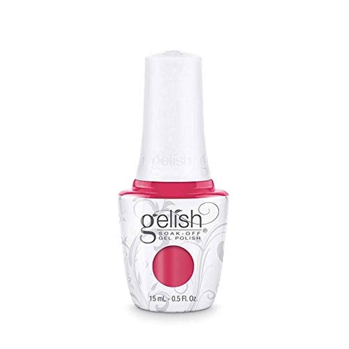 排気コウモリ適用済みHarmony Gelish - Prettier In Pink - 0.5oz / 15ml