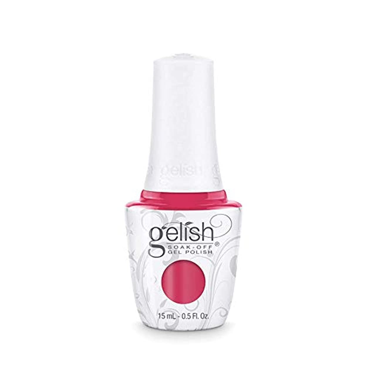 密息苦しい故国Harmony Gelish - Prettier In Pink - 0.5oz / 15ml