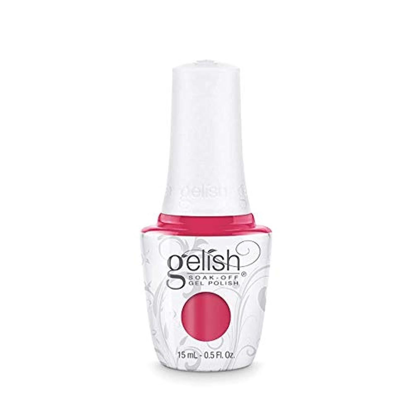 失セーブ受信機Harmony Gelish - Prettier In Pink - 0.5oz / 15ml