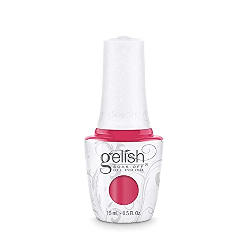 明日忠実なロデオHarmony Gelish - Prettier In Pink - 0.5oz / 15ml