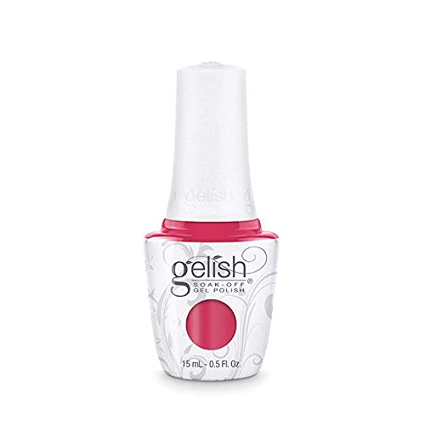 タンク見せます切るHarmony Gelish - Prettier In Pink - 0.5oz / 15ml