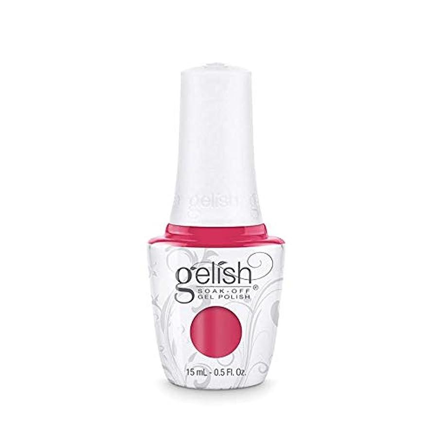 降臨マンモスまろやかなHarmony Gelish - Prettier In Pink - 0.5oz / 15ml