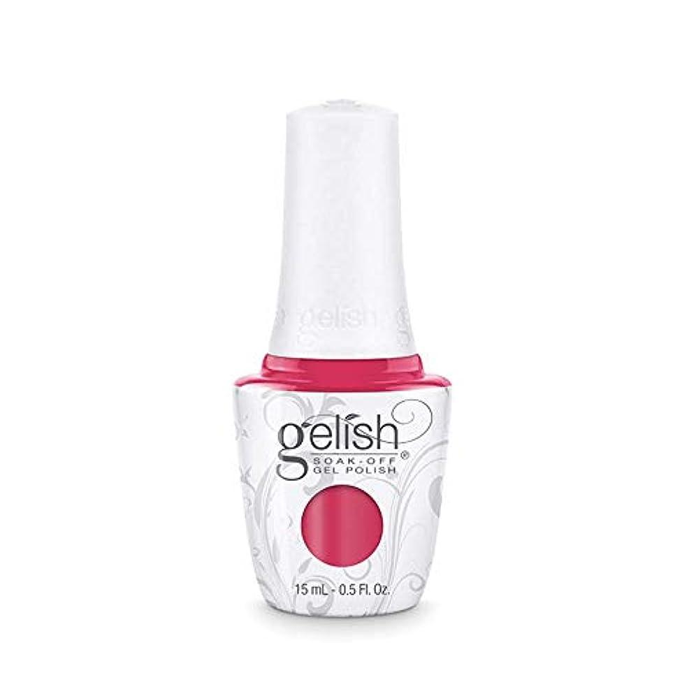 ホップ宣伝ルネッサンスHarmony Gelish - Prettier In Pink - 0.5oz / 15ml