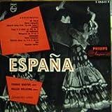 【※CDではありません】「スペインVn曲集」ファリャ:スペイン舞曲,アルベニス:タンゴ,サラサーテ:マラゲーニャ,グラナドス,ニン【中古LP】