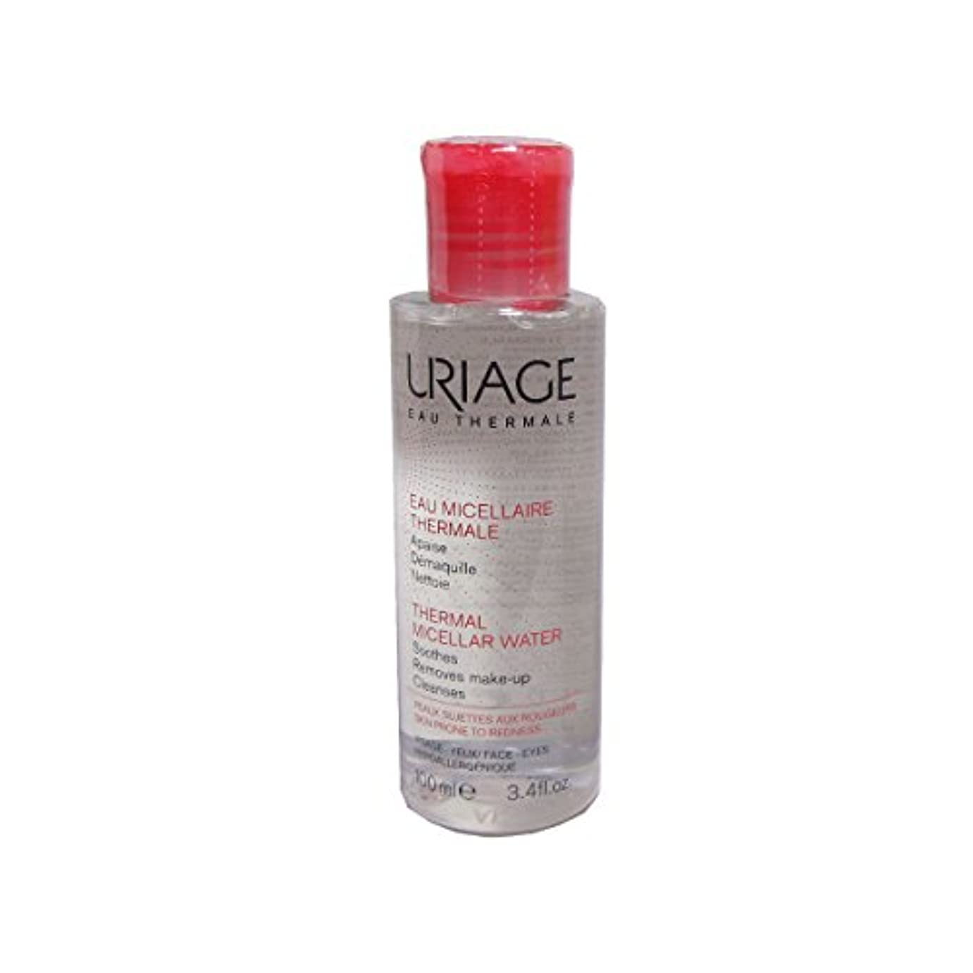 滑るアグネスグレイコンソールUriage Thermal Micellar Water Skin Prone To Redness 100ml [並行輸入品]