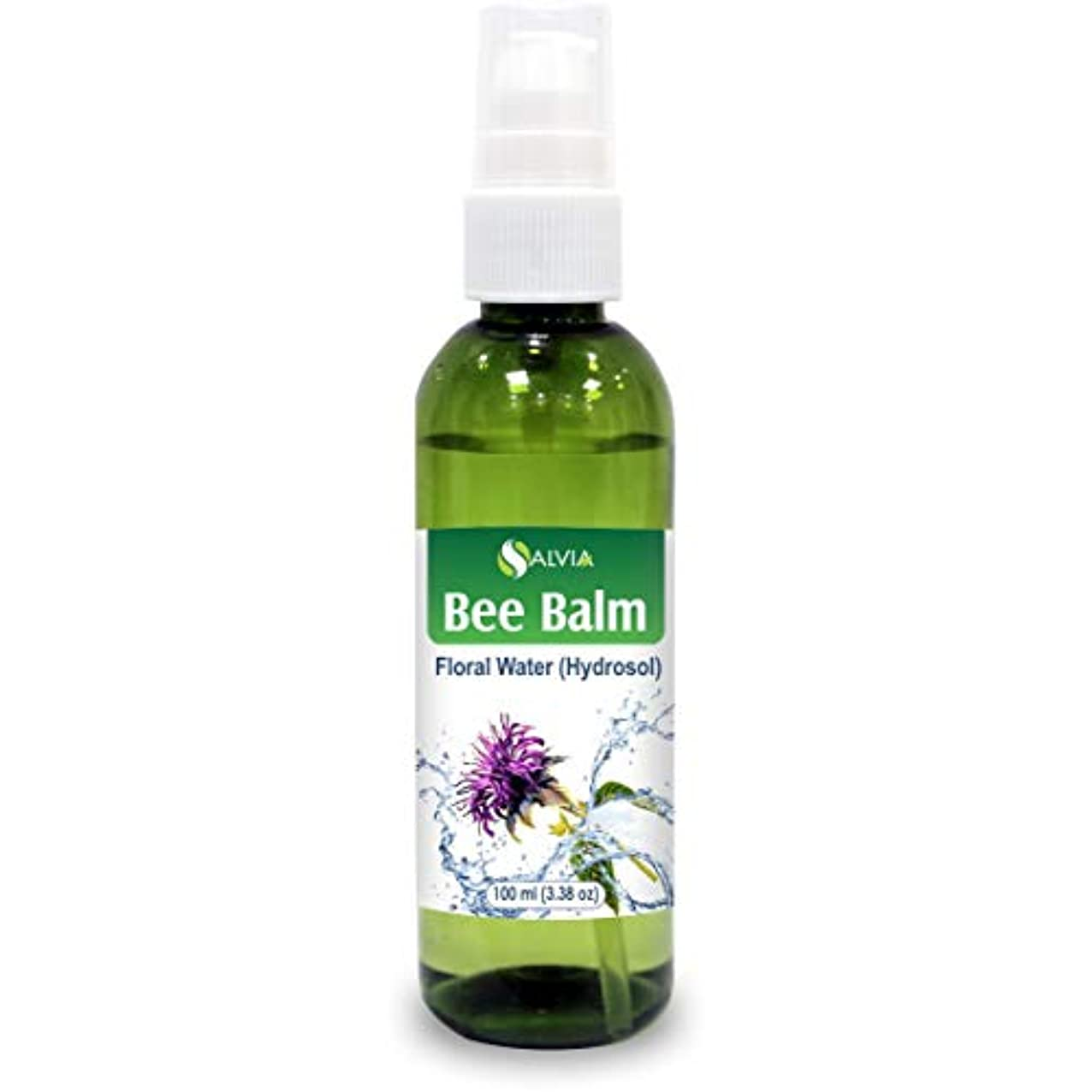 不機嫌そうなブロー香りBee Balm Floral Water 100ml (Hydrosol) 100% Pure And Natural