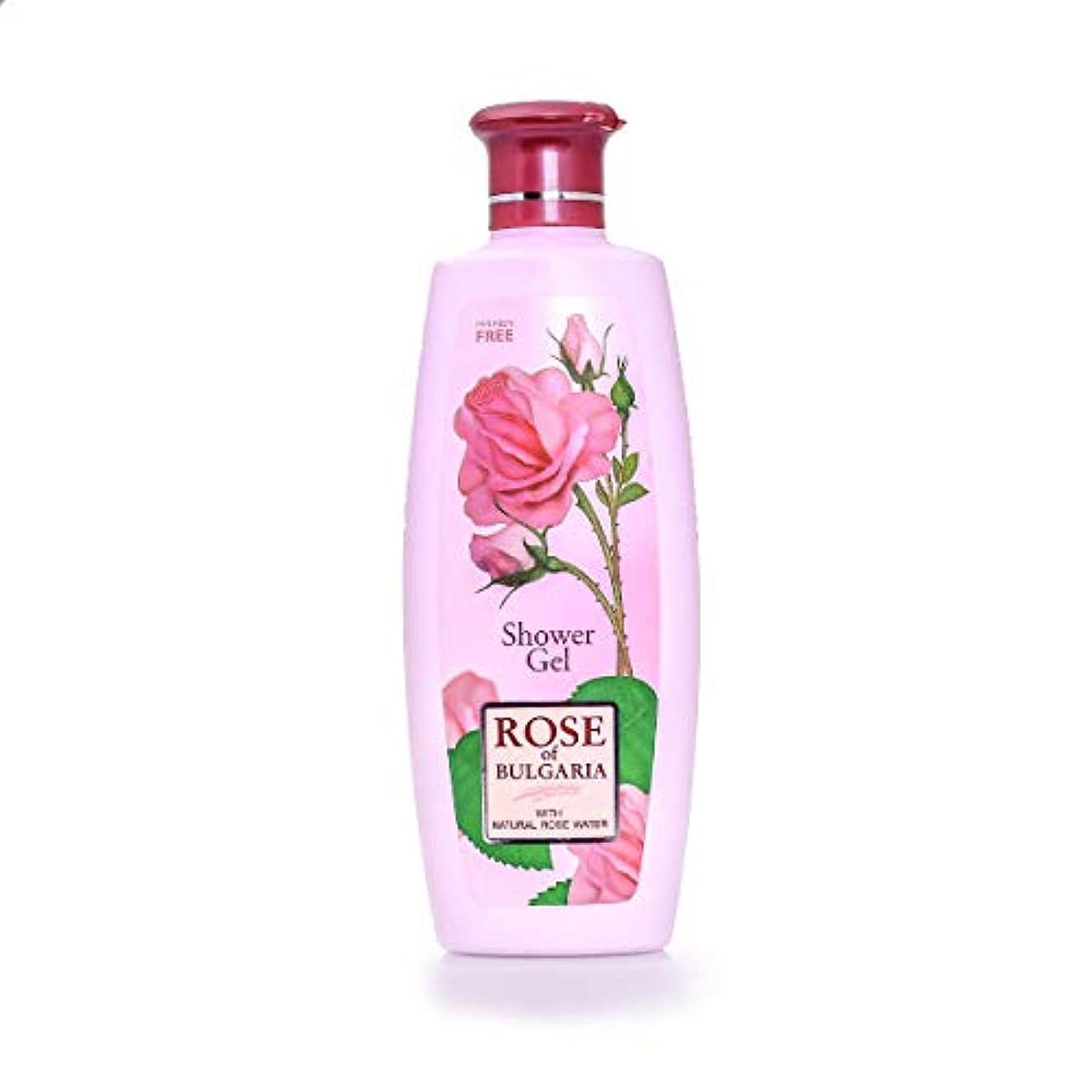 怠感ベリー良心的Biofresh シャワージェル330 ml Rose Of Bulgaria