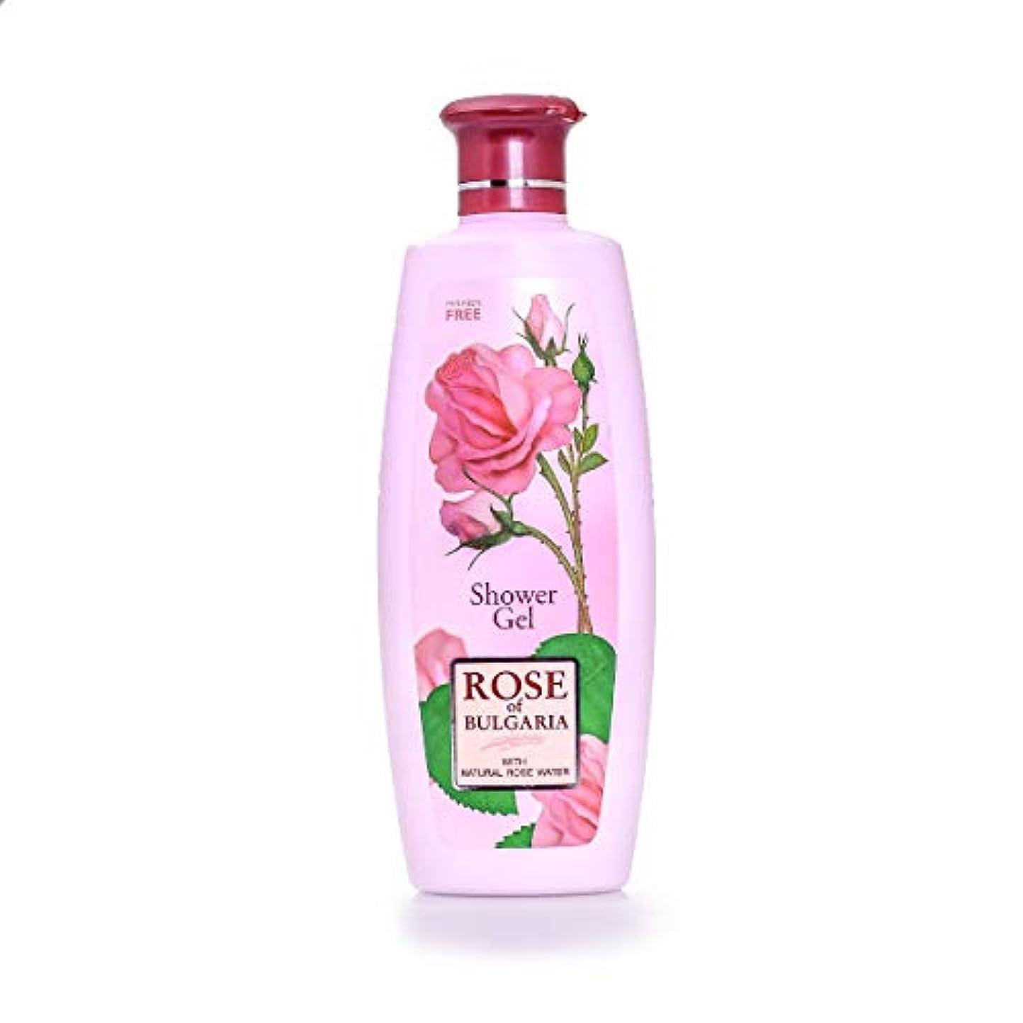 ベッド鳩Biofresh シャワージェル330 ml Rose Of Bulgaria