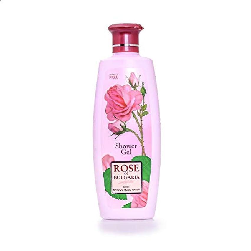 パラシュート東ティモール本物のBiofresh シャワージェル330 ml Rose Of Bulgaria