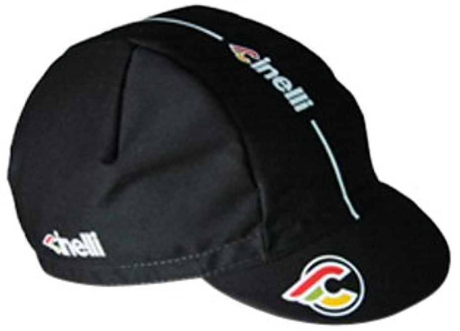 信仰遡る数字Cinelli(チネリ)SUPERCORSA CAP【Black Tie】 C0171