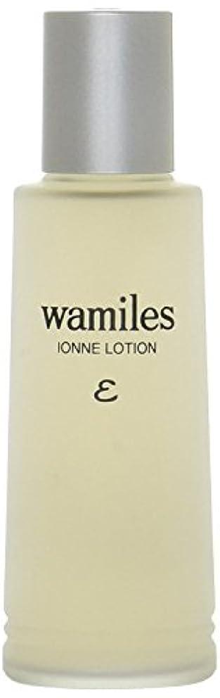 デッド靴下好き【セット販売】wamiles/ワミレス ベーシックライン イオンヌ ローション 100ml×2本