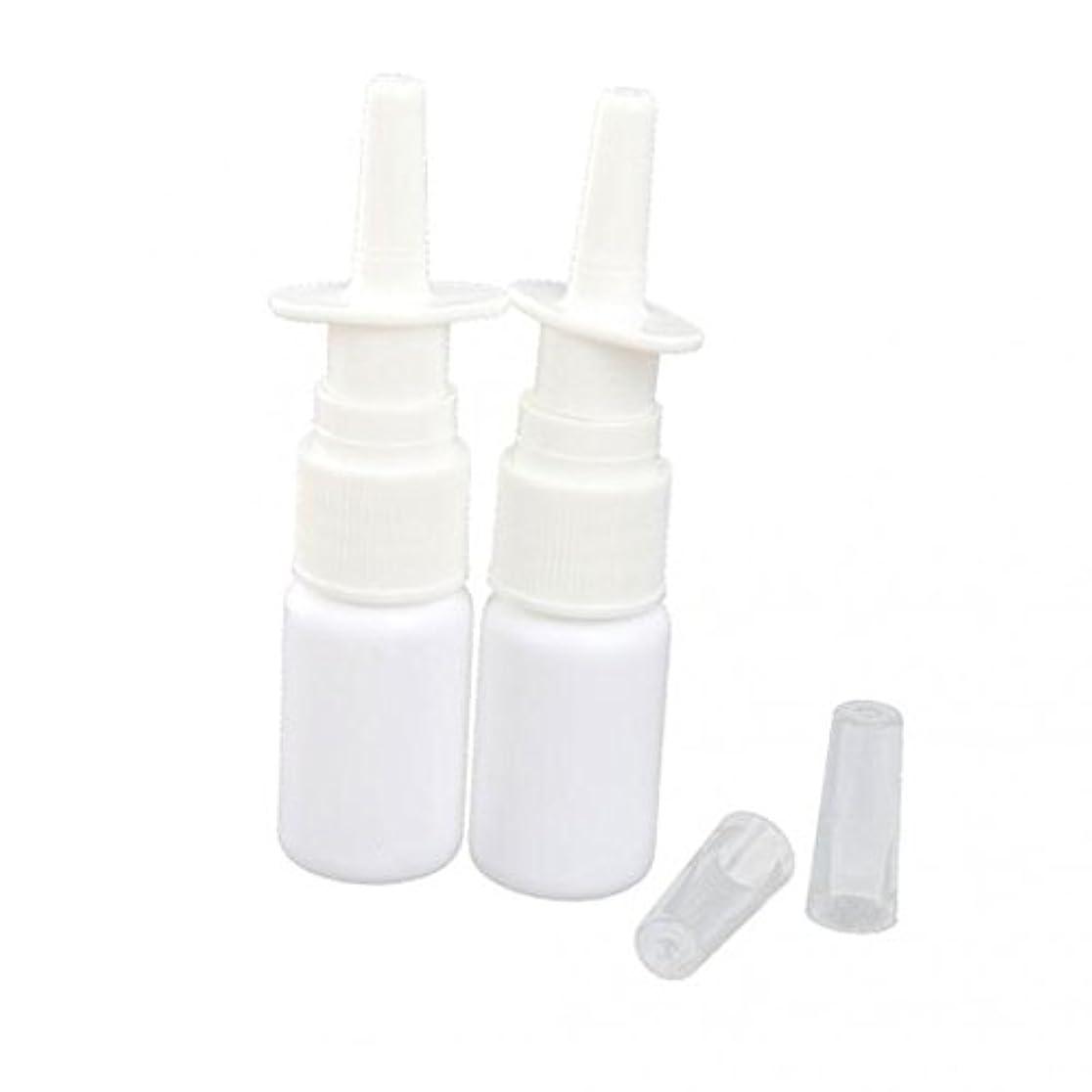 橋脚特異なシンカンT TOOYFUL 4本 スプレーボトル ポンプボトル 噴霧器 キャップ付き プラスチック 鼻細かいミスト 全2サイズ - 30ミリリットル