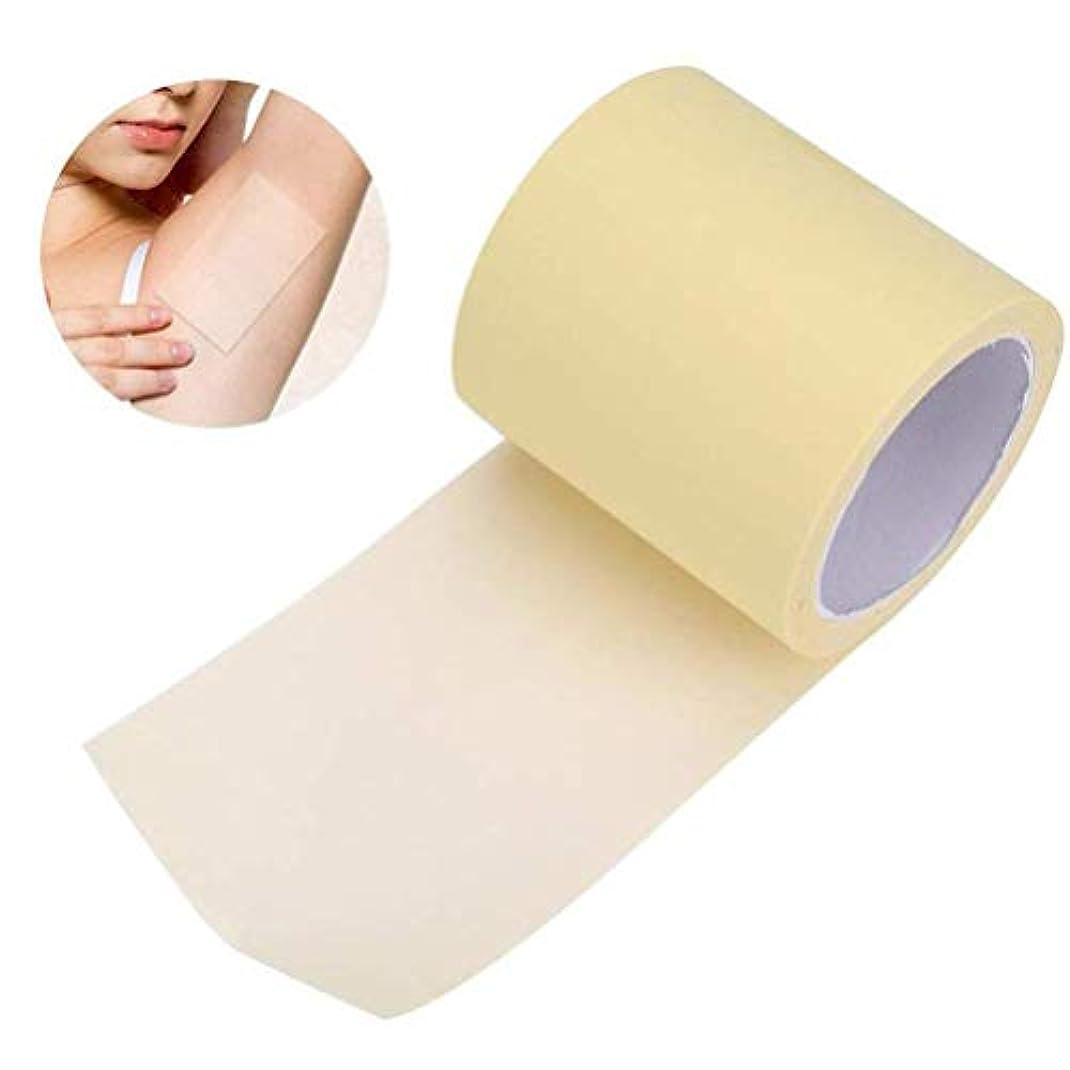 クランシーフィードオン劣るFlymylion 汗止めパッド 脇の下汗パッド 皮膚に優しい 脇の汗染み防止 抗菌加工 超薄型 透明 男性/女性対応 (タイプ1)