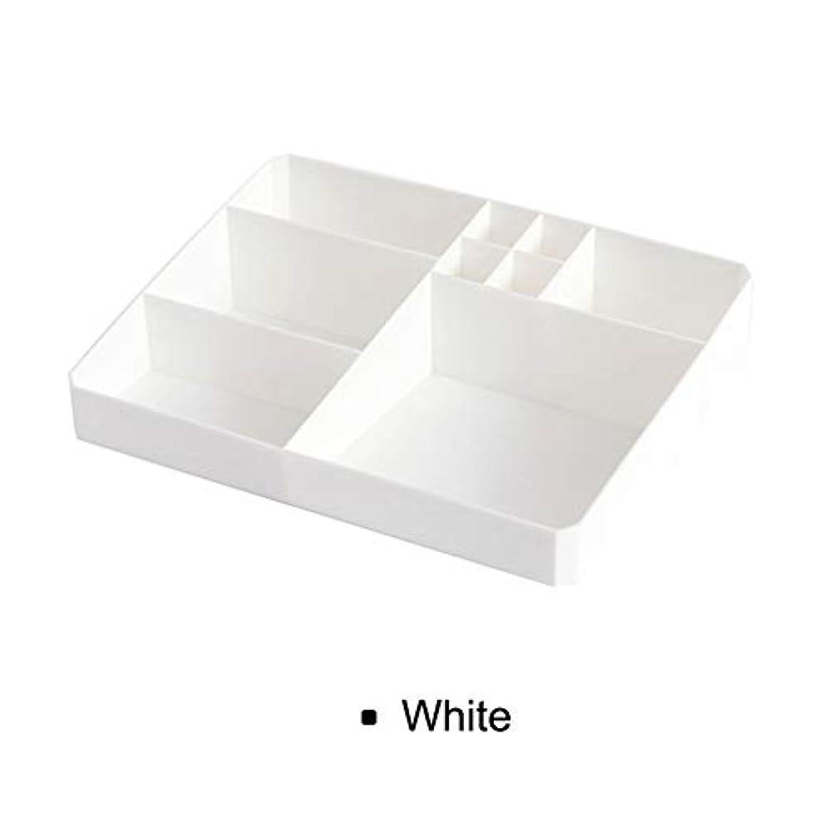 忘れる証書矛盾するPaulcans 化粧ポーチ メイクボックス 多機能化粧品オーガナイザーメイクアップディスプレイケースプラスチック大容量収納ボックス