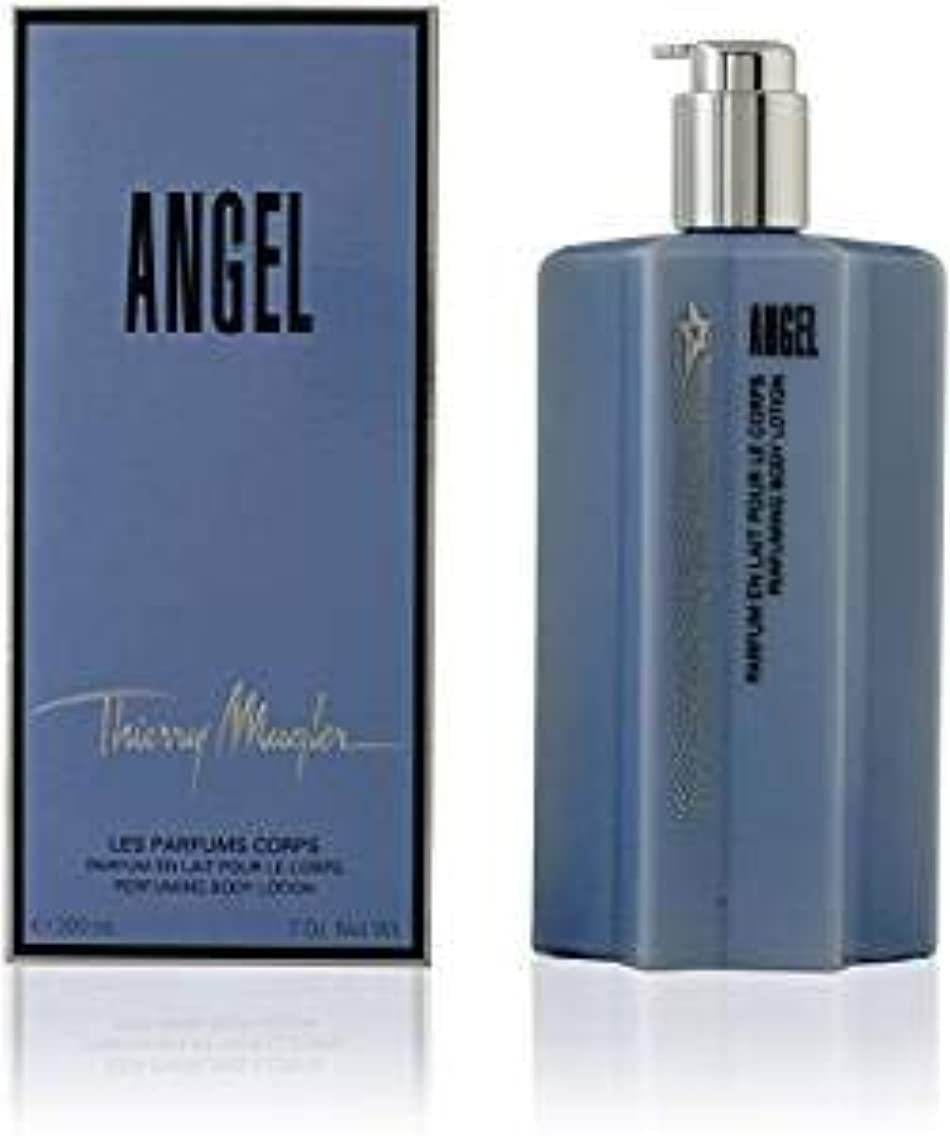 検証ウィンク密接にThierry Mugler Angel Body Lotion 200 ml