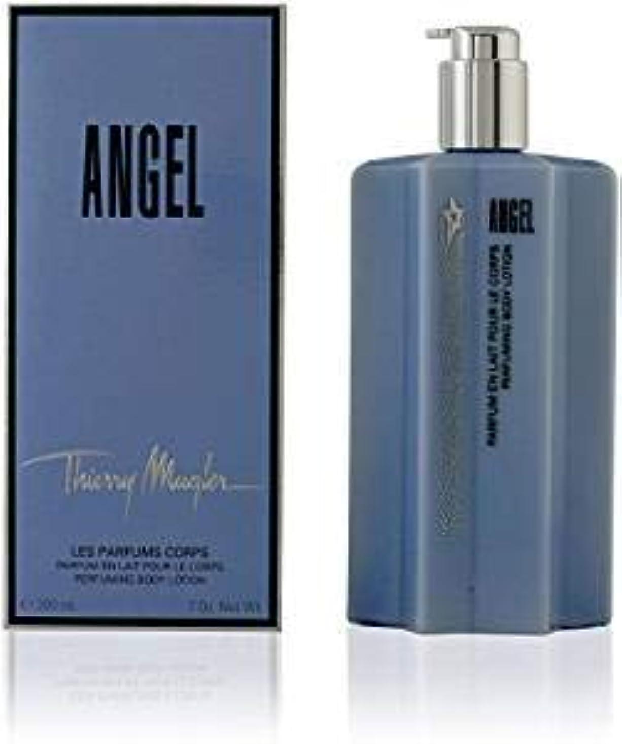 に沿って隣接サーキットに行くThierry Mugler Angel Body Lotion 200 ml
