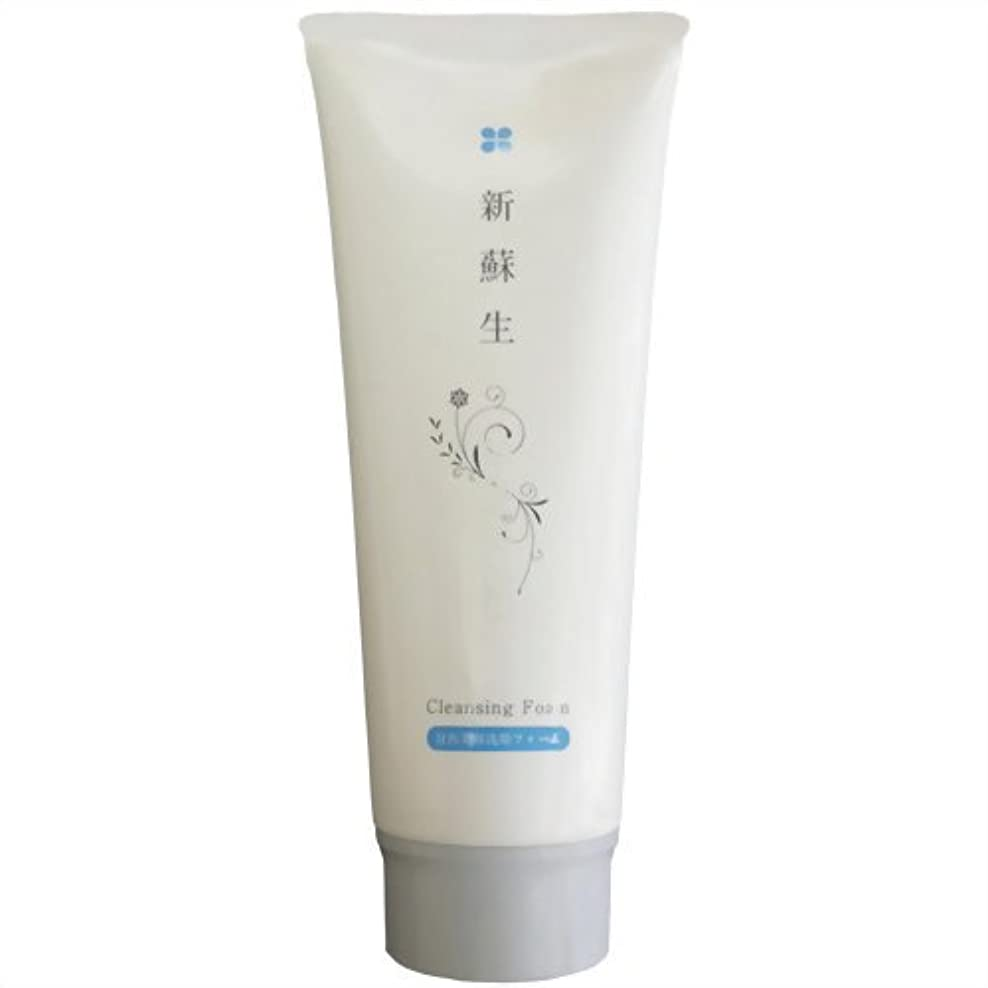 新蘇生 日医美容洗顔フォーム 120g